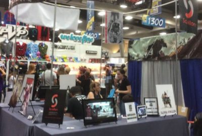 booth 1221